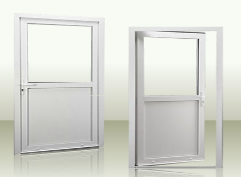 Cristaleriabcn cristaleros y carpinteria de aluminio en for Puertas para oficinas precios
